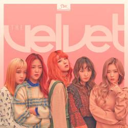 Red Velvet-The Velvet by IzzyDesign