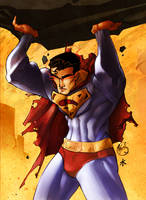 Superman by mijka
