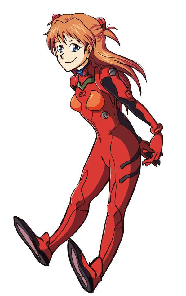 Asuka Langley Soryu - Evangelion