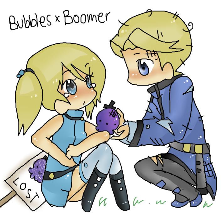 Bubbles x Boomer by Dirkajek144 on DeviantArt
