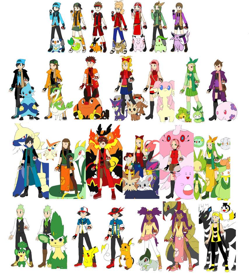 dress up games for boys pokemon