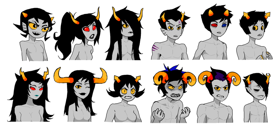 Homestuck Troll Chat Room