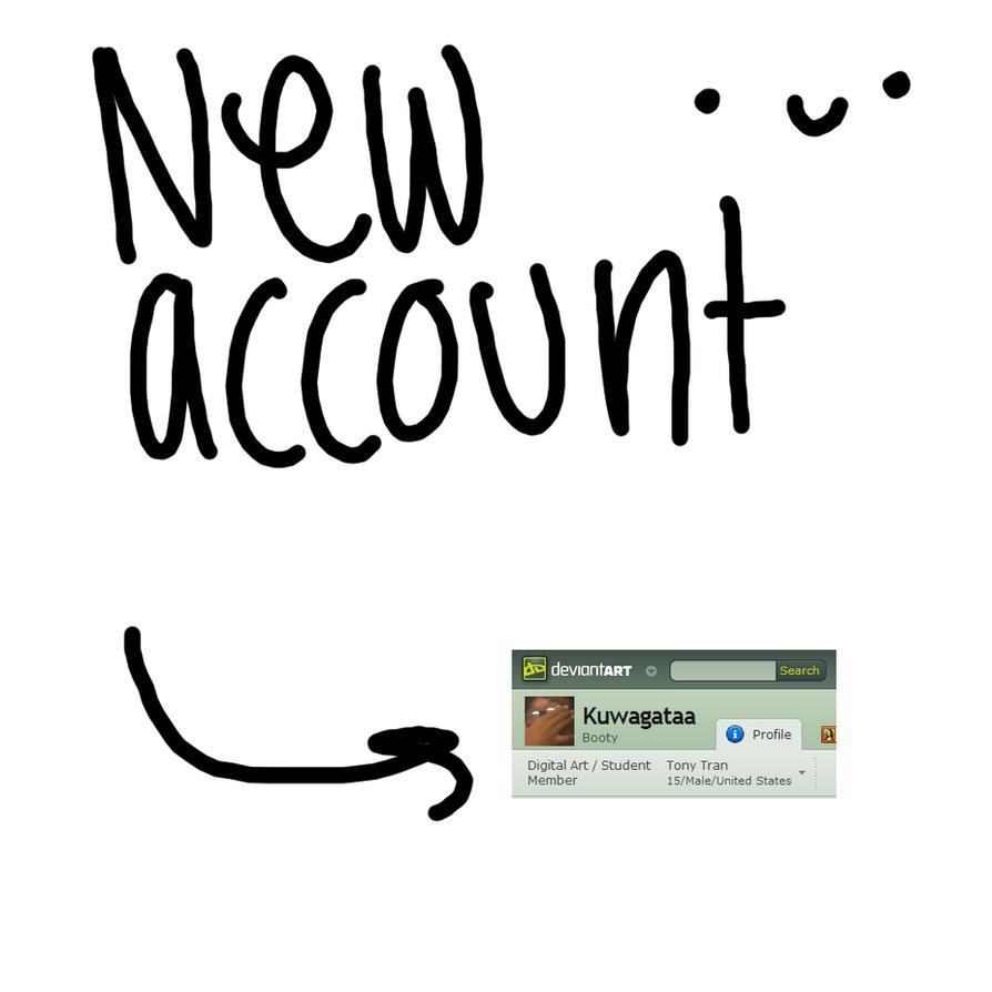 New account C: by Dirkajek144