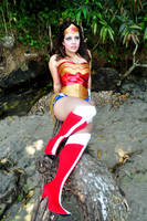 Wonder Woman 01 by mosomenzari