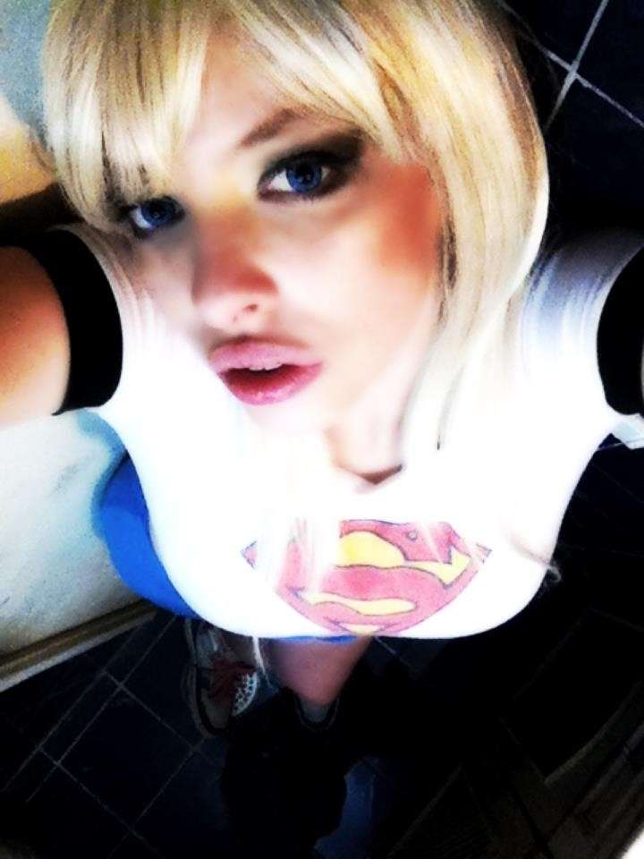 Supergirl 01 by mosomenzari