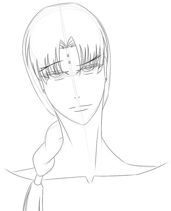 Sketch :: Howard Link by ShadowDragolf