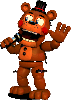 Fnaf world withered toy freddy by coletrain60326 on deviantart