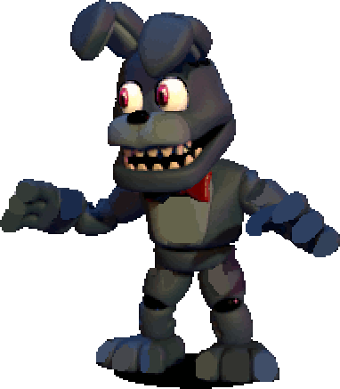 Images of Withered Bonnie Fnaf World - #rock-cafe