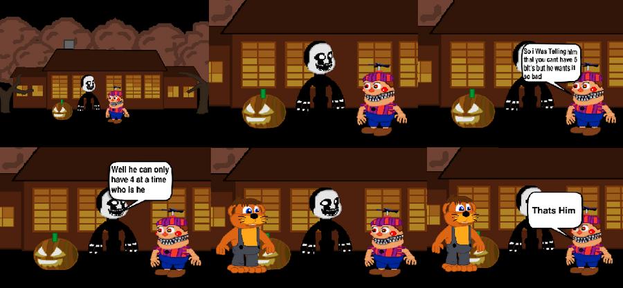 скачать игру через торрент Fnaf World Update 2 - фото 8