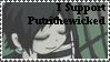 I Support Putrithewicked by myxchemicalxstarfire