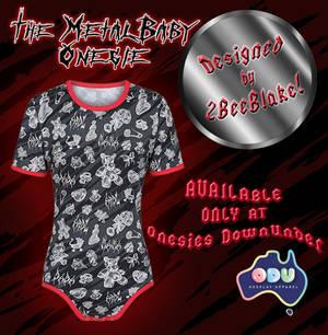 The MetalBaby Onesie