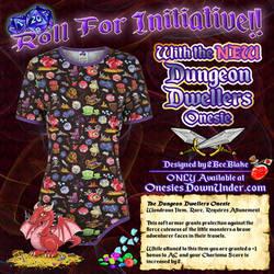 The Dungeon Dwellers Onesie