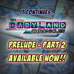The BabyLand Chronicles - Prelude 2 - Promo
