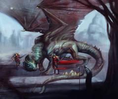 Dragon General by gustavorodrigues
