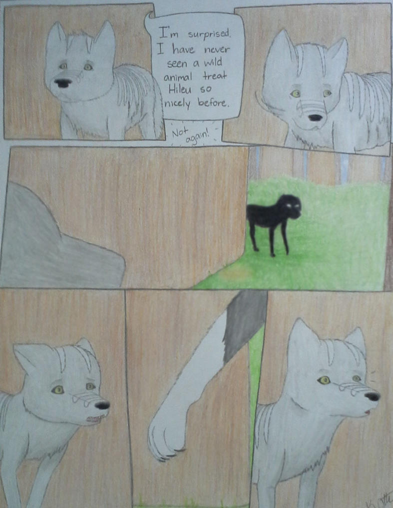 Hunters Page 30 by x-HuntersWolves-x