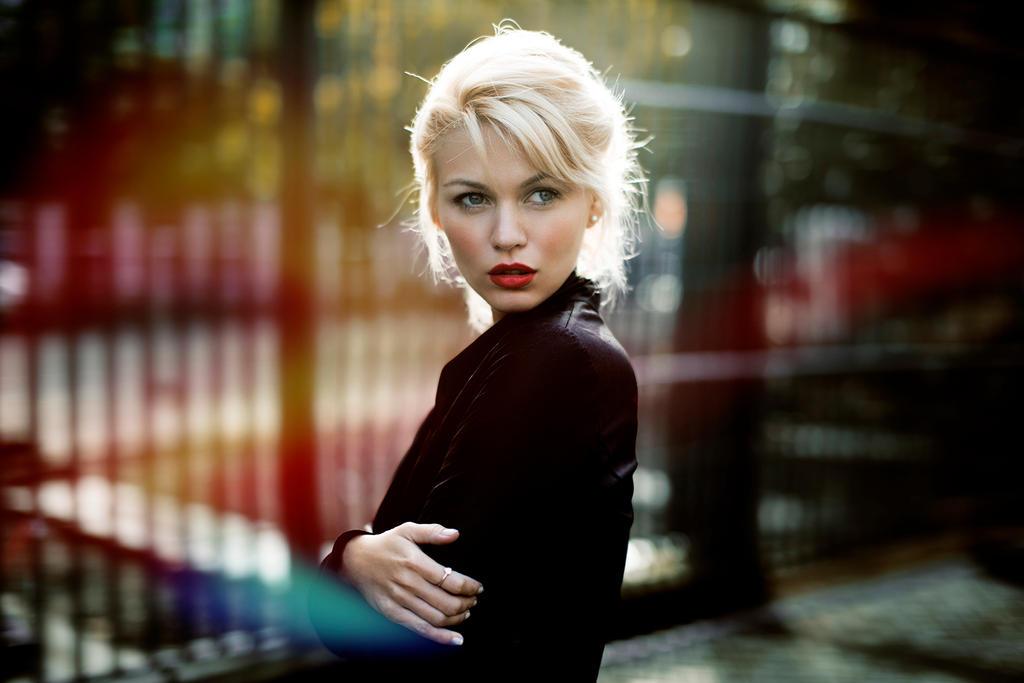 Louisa M. by YannickDesmet