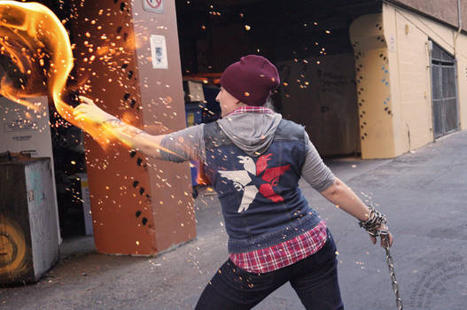 Delsin Rowe (inFAMOUS Second Son)