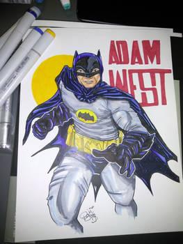 Adam West Tribute