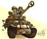 US  Easy Eight (M4A3E8 Sherman)