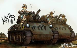Nahuel D.L. 43 (WW2 era) by Arjay-the-Lionheart