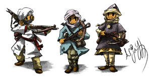Did Arabs use crossbows? by Arjay-the-Lionheart