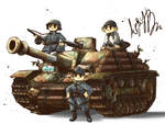 Finnish Stug 3 by Arjay-the-Lionheart