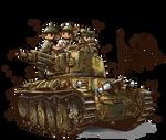 Peruvian LT Vz 38(tanques 39)