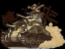 US M3A1 Lee