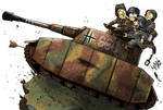 The Panzer IV (late war)