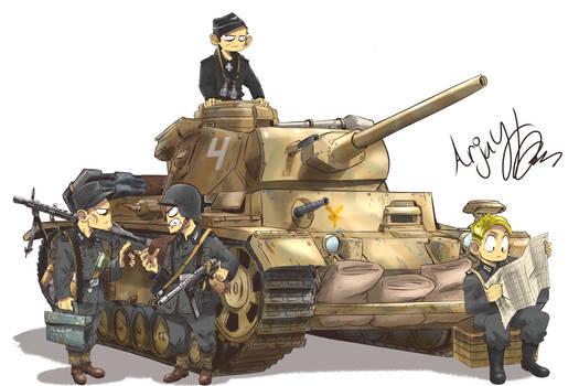 The Panzer 3
