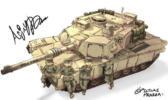The M1 Abrams