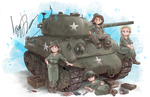 Yet another M4 Sherman