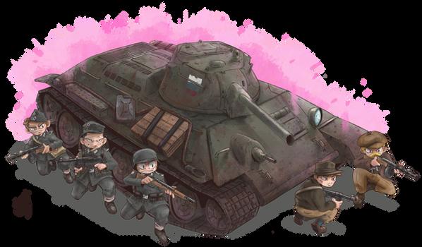 T -34 76 POA