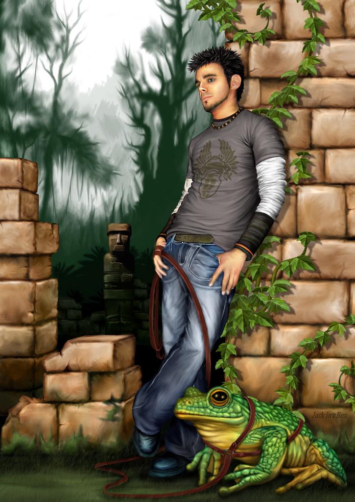 Jack-ina-box's Profile Picture