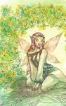 Romanian folklore: Sanziene's fairy
