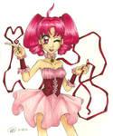 Ribbon Heart by aruachan