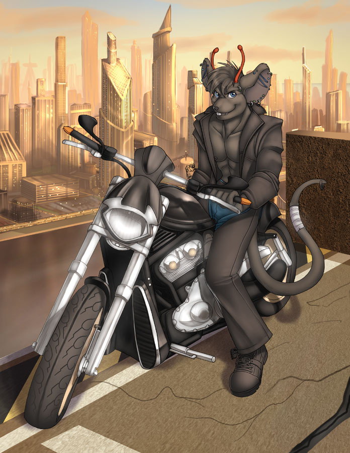 motorcycle biker mice - 696×900