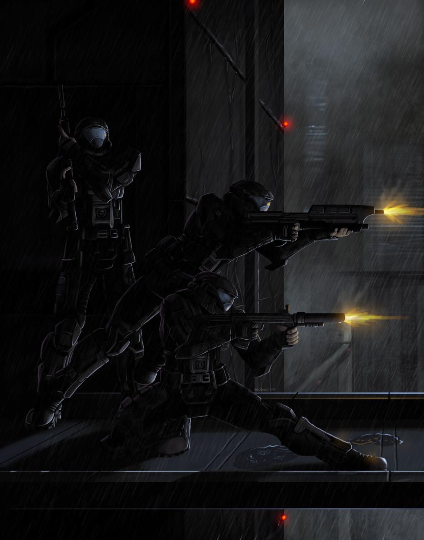 Halo: ODST Final by Pinkuh