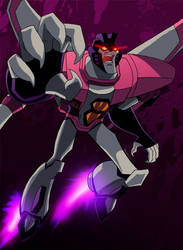 TFA: Starscream is pissed by Pinkuh