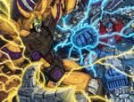 TF: Clash of the Metal Titans