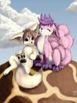 Foxie Fluffy