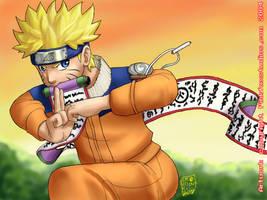 Naruto: Wings of the Shinobi by Pinkuh