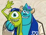Monsters University Draw Something Ad