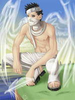 Naruto Memorial Project:Zabuza by Pinkuh