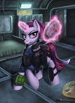 Fallout Equestria: Gin Rummy