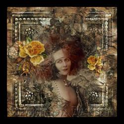 M12 Girl in Frame ... by Xantipa2-2D3DPhotoM