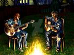 The Last Of Us 2:  Ellie y Joel