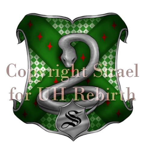 slytherin crest  Slytherin Crest Fleece Throw