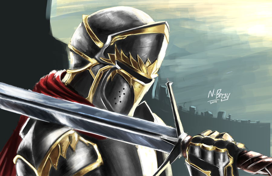 Knight of the Lotus by Pill0