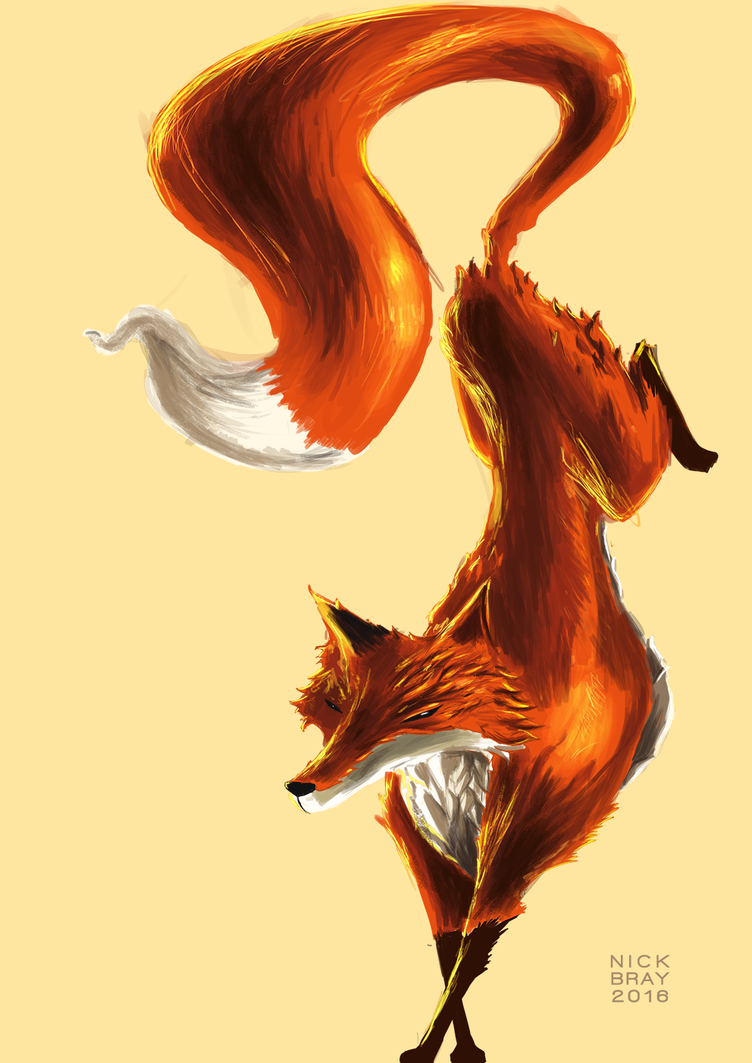 Foxy by Pill0